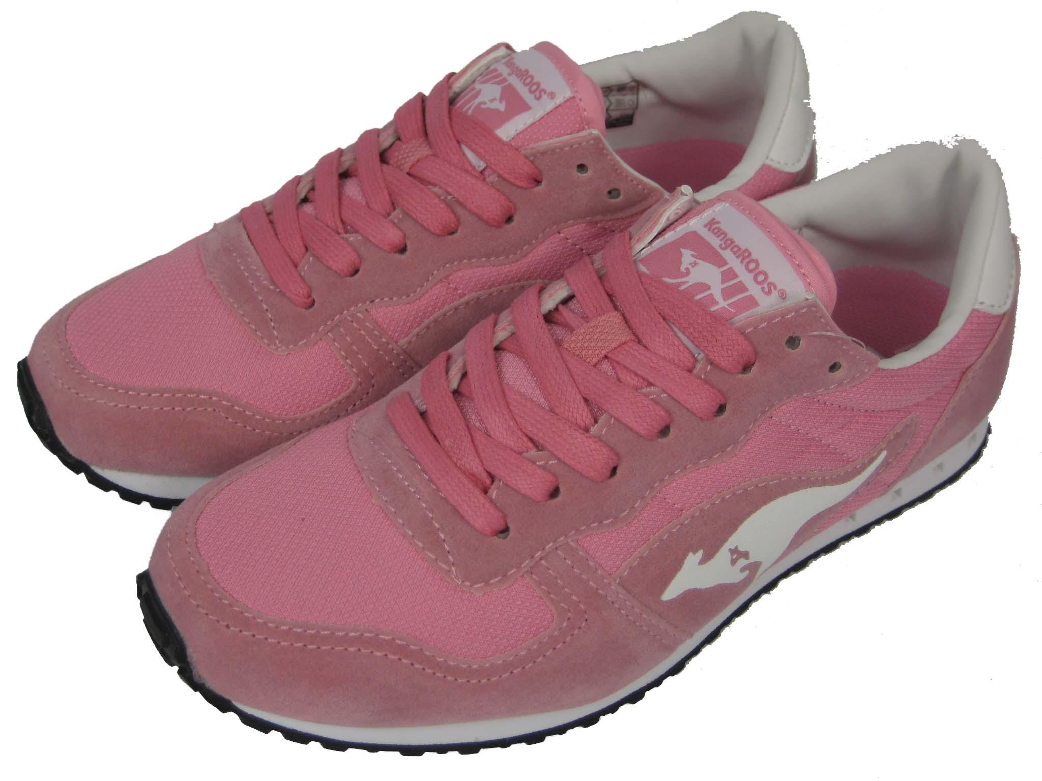 Sneaker Blaze Kangaroos Weiss Schuh Rosa Iii Pink Damen Laufschuh White EHeYD29IWb